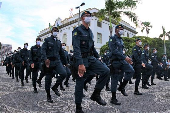 Governo do Estado convoca 370 aprovados no concurso da Polícia Militar; confira o cronograma completo da convocação