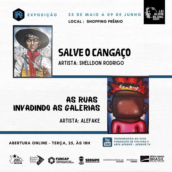 Fundação de Cultura e Arte Aperipê realiza dois dias de programações com artistas da Lei Aldir Blanc