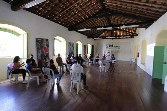 Prefeitura de São Cristóvão acolhe profissionais residentes em Saúde Pública