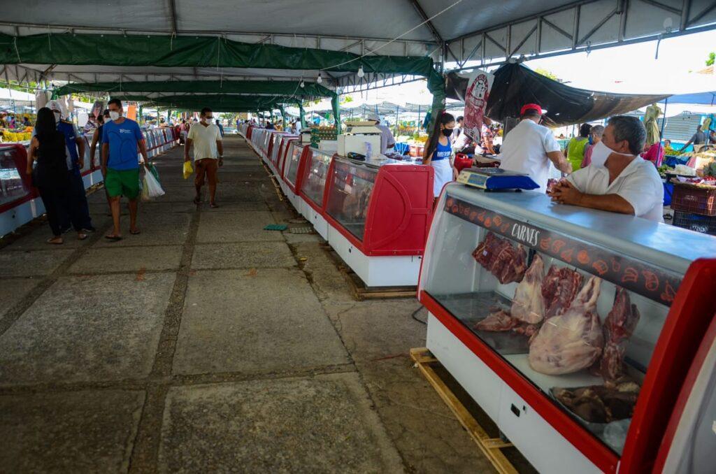 Formato das feiras livres da capital serve de modelo para município da Grande Aracaju