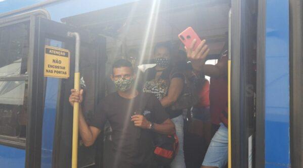 Justiça do Trabalho determina que empresas de ônibus que atuam na Grande Aracaju limitem número de passageiros por veículo