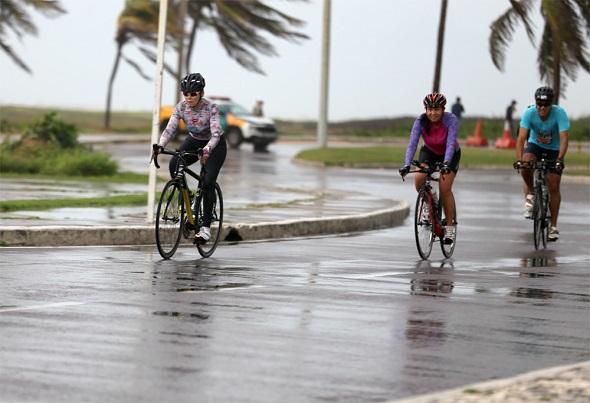 Área de Proteção à Prática do Ciclismo volta a funcionar neste sábado