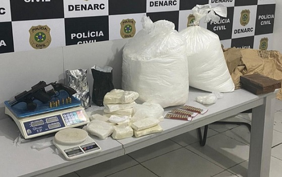 Suspeitos de tráfico de drogas morrem após abordagem policial na Grande Aracaju
