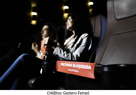 Cinemark reabre as salas de exibição dos complexos RioMar Aracaju e Shopping Jardins nesta quinta-feira