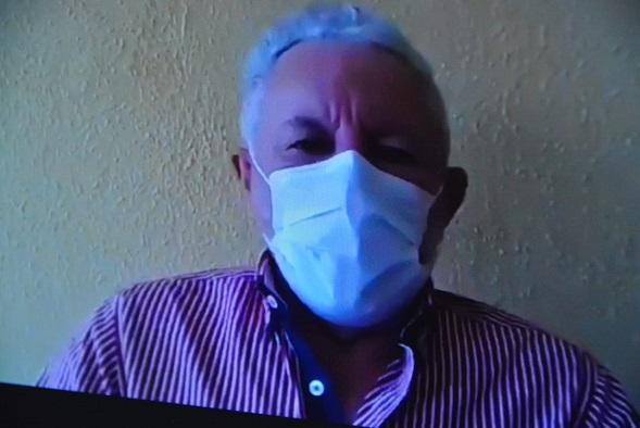 Francisco Gualberto solicita vacinas para pessoas com esquizofrenia