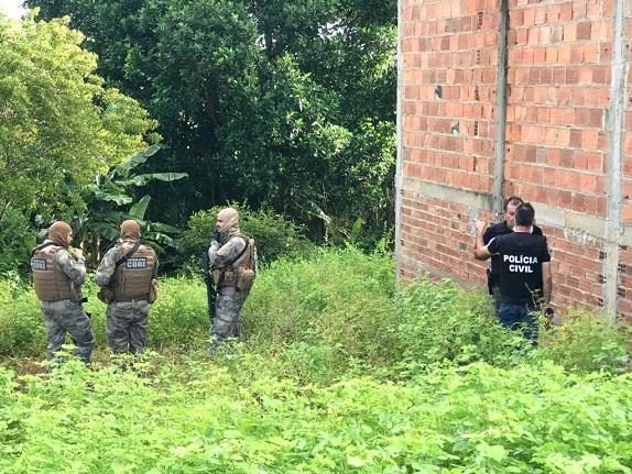 Polícia deflagra ação de combate a homicídios e tráfico de drogas em Estância
