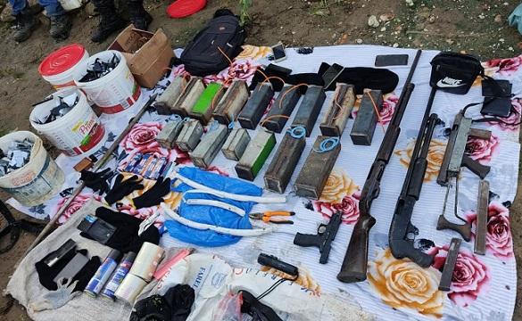 7 criminosos que atuavam em explosão de caixas eletrônicos morrem em operação policial