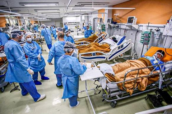 Brasil tem 115 mil casos de covid-19 em 24h, o maior registro da pandemia
