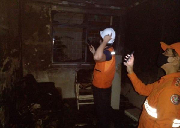 Em Aracaju, mãe e filho morrem após incêndio em  apartamento