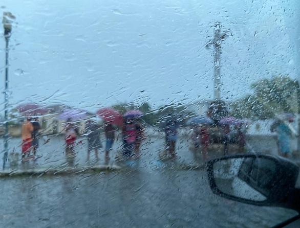 Sexta-feira será de chuvas em Sergipe, informa Serhma