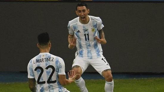 Argentina vence Brasil no Maracanã, conquista a Copa América e quebra jejum de 28 anos sem título