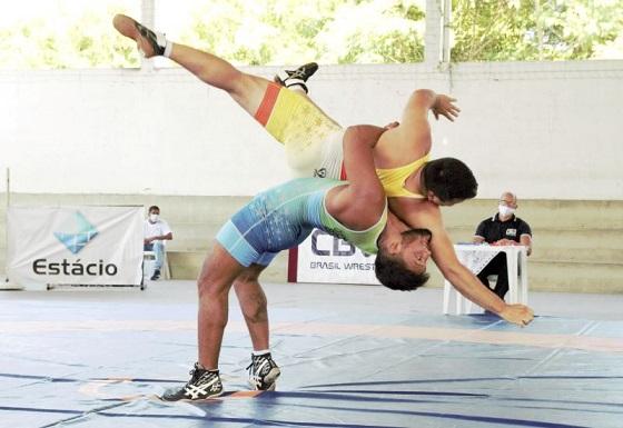 Itabaiana sediará o primeiro Campeonato Brasileiro de luta olímpica em Sergipe