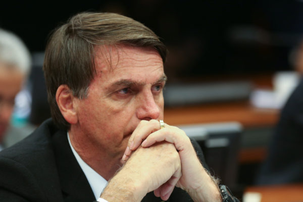 Bolsonaro é internado no Hospital das Forças Armadas após sentir dores abdominais