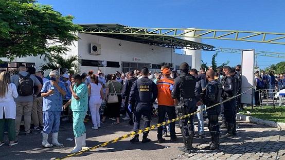 Laudo do Instituto de Criminalística sobre incêndio em hospital de Aracaju aponta problema na fiação
