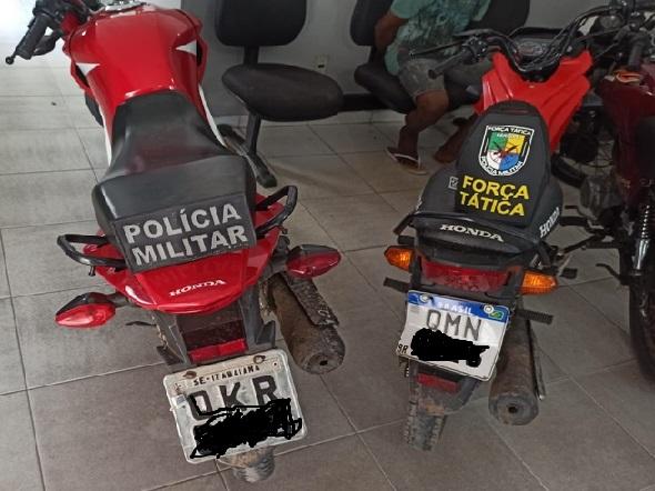 Em menos de 24 horas, Polícia Militar prende dois suspeitos de envolvimento em sequestro de empresária no município de Malhador