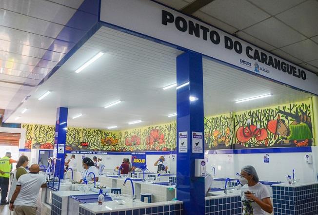Prefeitura de Aracaju vai capacitar comerciantes do Ponto do Caranguejo em parceria com Sebrae