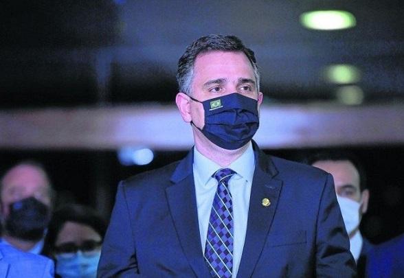 Presidente do Senado rejeita pedido de impeachment Alexandre de Moraes feito por Bolsonaro