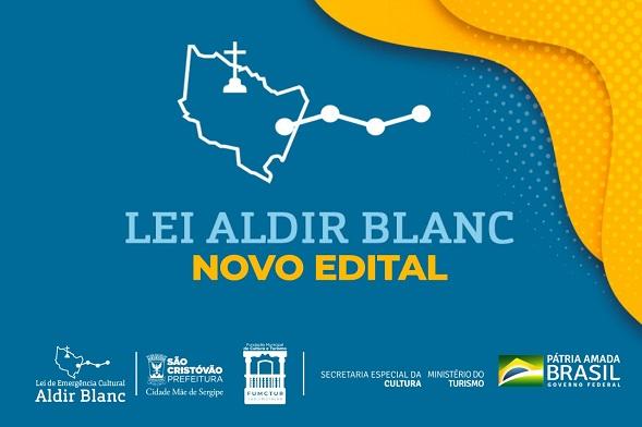 Prefeitura de São Cristóvão abre inscrições para novo edital de Produção, Formação e Exibição Cultural
