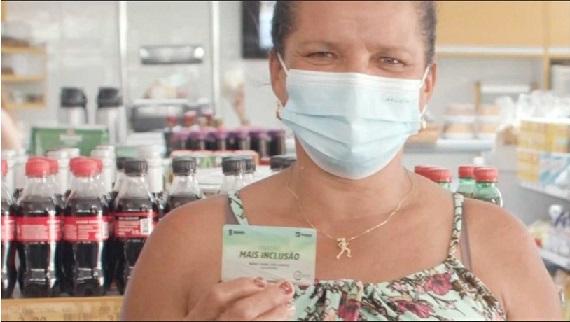 Governo de Sergipe prorroga benefício emergencial do Cartão Mais Inclusão até o mês de outubro.