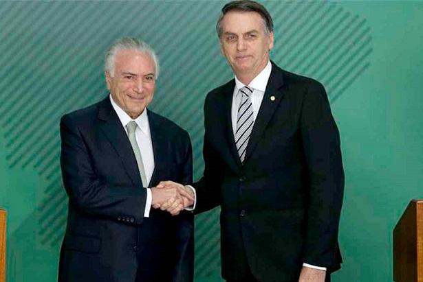 """Bolsonaro recua e diz que ameaças foram feitas no """"calor do momento"""""""