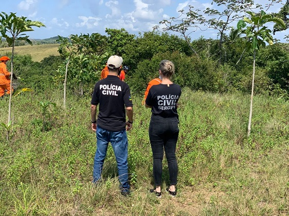 Corpo de adolescente que estava desaparecido é localizado dentro de buraco em São Cristóvão