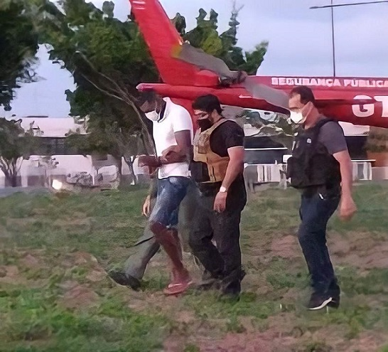Suspeito de alugar carro utilizado em crime contra delegado chega em Sergipe