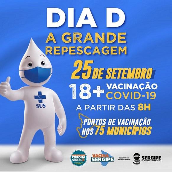 """Saúde envia aos municípios 132 mil doses de imunizantes para impulsionar o Dia """"D"""" de vacinação"""
