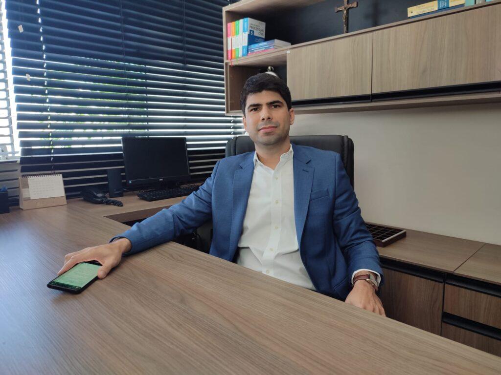 Danniel Costa defende informatização de serviços para tornar a OAB 100% digital