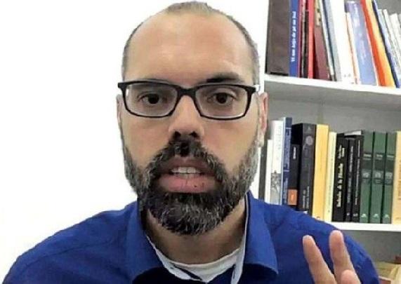 Ministro Supremo Tribunal Federal determina prisão do blogueiro Allan dos Santos