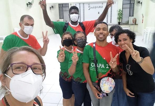 Chapa 2 vence eleição do Sindicato dos Profissionais do Ensino do Município de Aracaju
