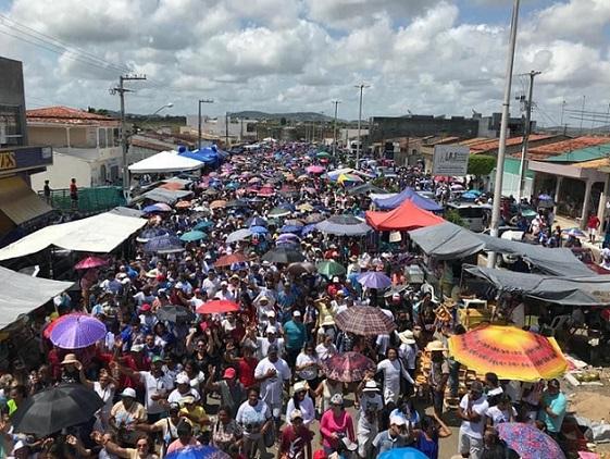 Festa de Nossa Senhora Aparecida será realizada no município sergipano que leva o nome da Padroeira do Brasil