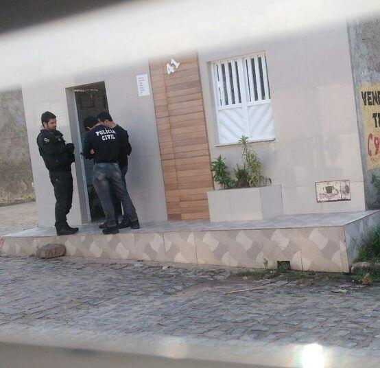 Polícia Civil prende em Sergipe suspeito de fraudar concurso público em Alagoas