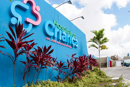 Hospital da Criança é inaugurado em Aracaju