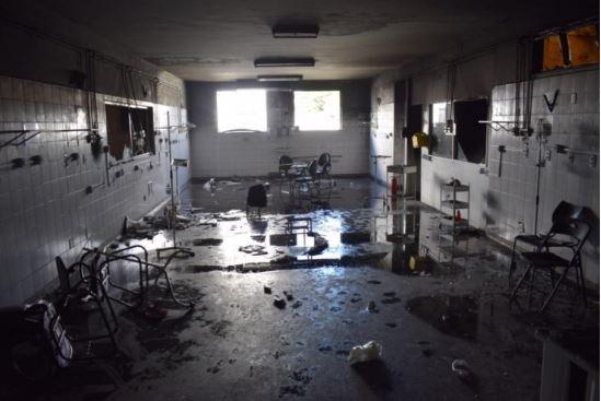 Duas pessoas são indiciadas após conclusão de inquérito sobre o incêndio no Hospital Nestor Piva em Aracaju