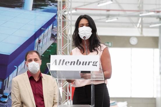 Nova fábrica de artigos de cama e banho deve gerar 400 empregos para Sergipe