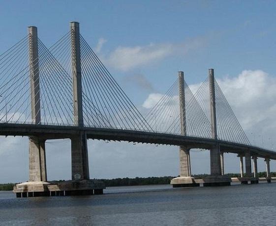 Trânsito será bloqueado esta semana na ponte que liga Aracaju à Barra dos Coqueiros