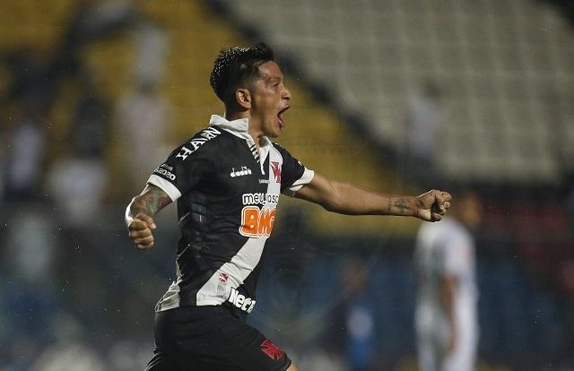 Confiança 1 x 2 Vasco - Terceira vitória seguida e com comemoração da torcida